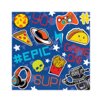 Epic Party Luncheon Napkins 33cm - 12 PKG/16