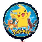 Pokémon Standard Foil Balloons S60 - 5 PC