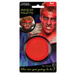 Red Grease Palette - 14g - 6 PC