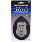 Cops & Robbers Detective Badges - 6 PC