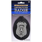 Cops & Robbers Detective Badges - 6 PC