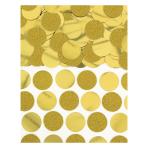 Gold Foil Circle Confetti 63g - 12 PC