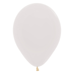 """Crystal Solid Clear 390 Latex Balloons 5""""/13cm - 100 PC"""
