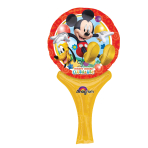 Mickey Mouse Inflate-a-Fun Foil Balloons A05 - 5 PC