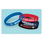 WWE Rubber Bracelets - 6 PKG/6