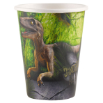 Dinosaur Attack Paper Cups 266ml - 10 PKG/8