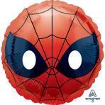 Spider-Man Emoji Standard HX Foil Balloons S60 - 5 PC