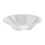 Silver Plastic Bowls 355ml - 10 PKG/10