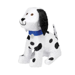 Dalmatian Dog Pinatas - 4 PC