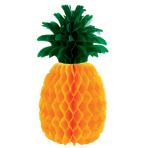 Pineapple Honeycomb Centrepieces 21.5cm - 12 PC