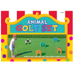 Animal Golf Set Party Games - 3 PC