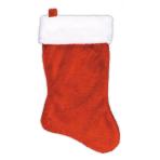 Christmas Plush Stockings 45cm - 18 PC