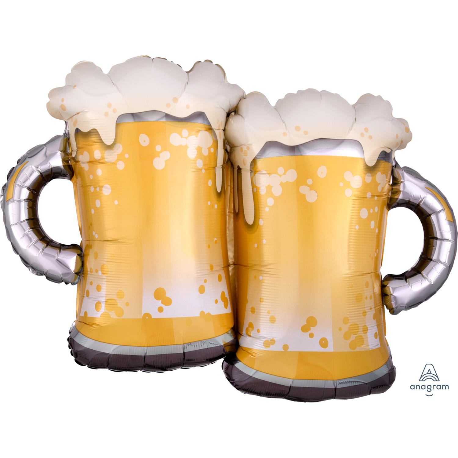 Happy Fathers Day Beer Mug Supershape Foil Balloon 26635372558 Ebay