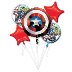 Avengers Assemble Foil Balloon Bouquets P75 - 3 PC