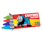 Thomas & Friends Crayons - 6 PKG/12