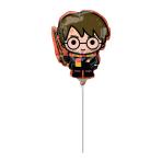 Harry Potter Mini Shape Foil Balloons A30 - 5 PC
