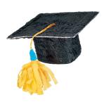 Graduation Hat Pinatas - 4 PC
