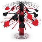 Casino Mini Cascade Centrepieces - 12 PC