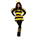Darling Bee Costume - Size Standard - 1 PC