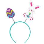 Easter Rabbit and Egg Felt Head Bopper 30cm - 12 PC