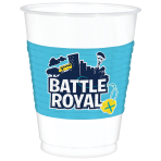 Battle Royal Plastic Cups 473ml - 12 PKG/8