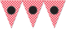 Picnic Party Personalised Banner Kit - 12 PKG/24