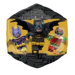 LEGO Batman SuperShape XL Foil Balloons P38 - 5 PC