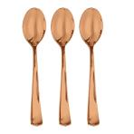 Rose Gold Premium Spoons - 6 PKG/32