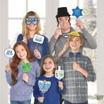 Hanukkah Photo Props - 6 PKG/13