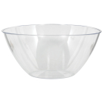 Clear Plastic Bowls 1.8 l - 24 PC