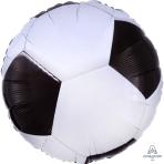 "Championship Soccer Foil Balloon 18""/45cm S40 - 5 PC"