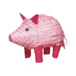 Pink Pig Pinatas - 4 PC