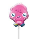 Moshi Monsters Poppet Mini Shape Balloons A30 - 5 PC