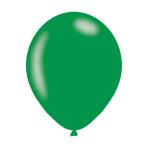 """Green Latex Balloons 11""""/27.5cm - 10 PKG/10"""