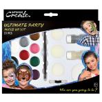 Ultimate Party Make Up Kit - 3 PKG/21