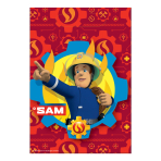 Fireman Sam Loot Bags - 10 PKG/8