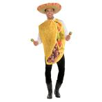 Taco Costume - Standard Size - 1 PC
