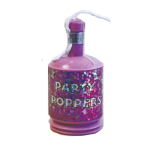 Streamers Party Poppers Fairy Holographic - 12 PKG/20