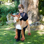 Ride-on Reindeer - One Size - 1 PC