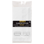 Frosty White Paper Tablecovers 1.37m x 2.74m - 6 PC