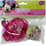 Minnie Mouse Favour Packs - 6 PKG/24