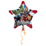 Avengers Group Star Jumbo Foil Balloon - P45 5 PC