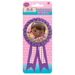 Disney Doc McStuffins Award Ribbons - 6 PKG