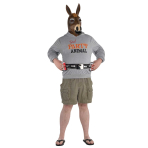Party Jackass Costume - Plus Size - 1 PC