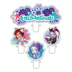 Enchantimals Candle Sets - 6 PKG/4