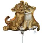 Lion King Minishape Foil Balloons A30 - 5 PC