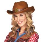 Chief Belinda Cowgirl Hats - 6 PC