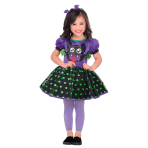 Cheeky Bat Costume - Age 4-6 Years - 1 PC