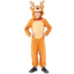 Reindeer Jumpsuit - Age 3-4 Years - 1 PC