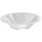Silver Sparkle Plastic Bowls 355ml - 10 PKG/20
